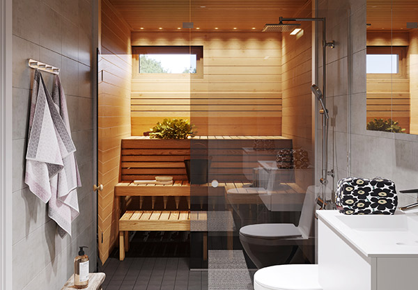 Myskimalva sauna